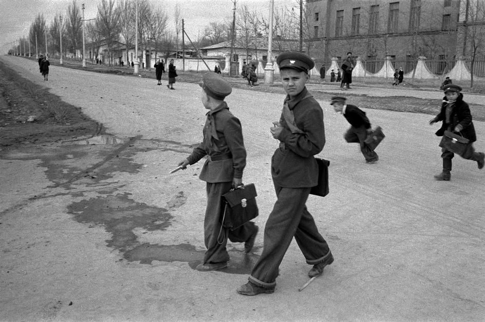 Lessing24 Москва 1958 года в фотографиях Эриха Лессинга