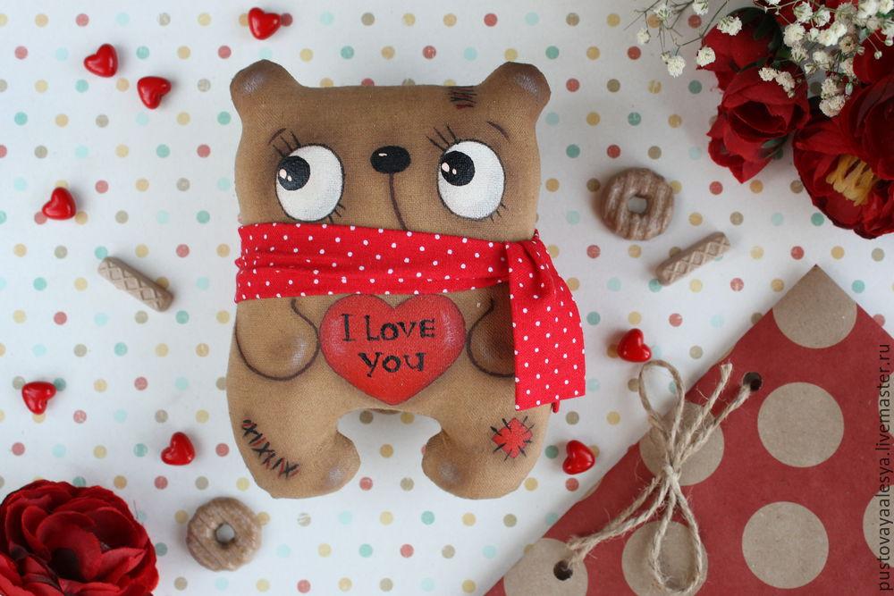 Создаем кофейного медвежонка, фото № 17