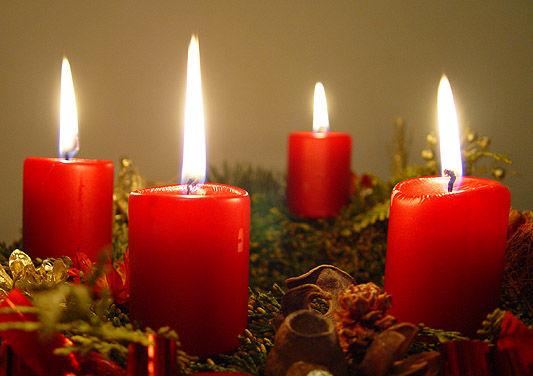 первое воскресенье адвент, рождество, рождество в норвегии