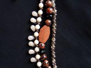 Распродажа! Скидка 35% на украшение из камня!. Ярмарка Мастеров - ручная работа, handmade.