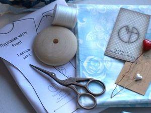 Небольшой мастер-класс по созданию мини-манекена | Ярмарка Мастеров - ручная работа, handmade