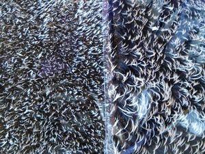 Ёжиковый мохер (Германия) в наличии. Ярмарка Мастеров - ручная работа, handmade.
