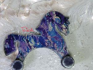 Наша лошадка в конкурсе