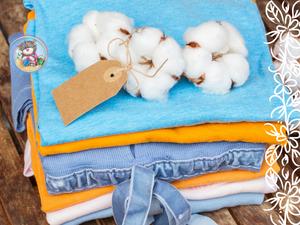 Лучшие виды тканей для детской одежды в летнее время. Ярмарка Мастеров - ручная работа, handmade.