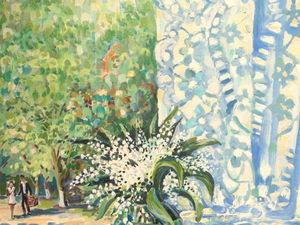 Рспродажа  картин цветов в магазине. | Ярмарка Мастеров - ручная работа, handmade