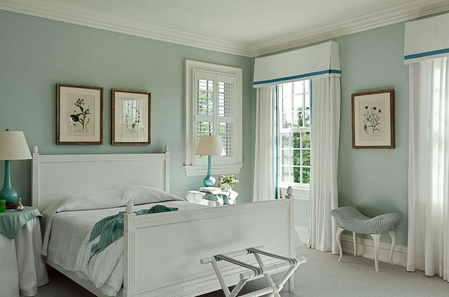 Модный мятный цвет: 25 идей для интерьера, фото № 17