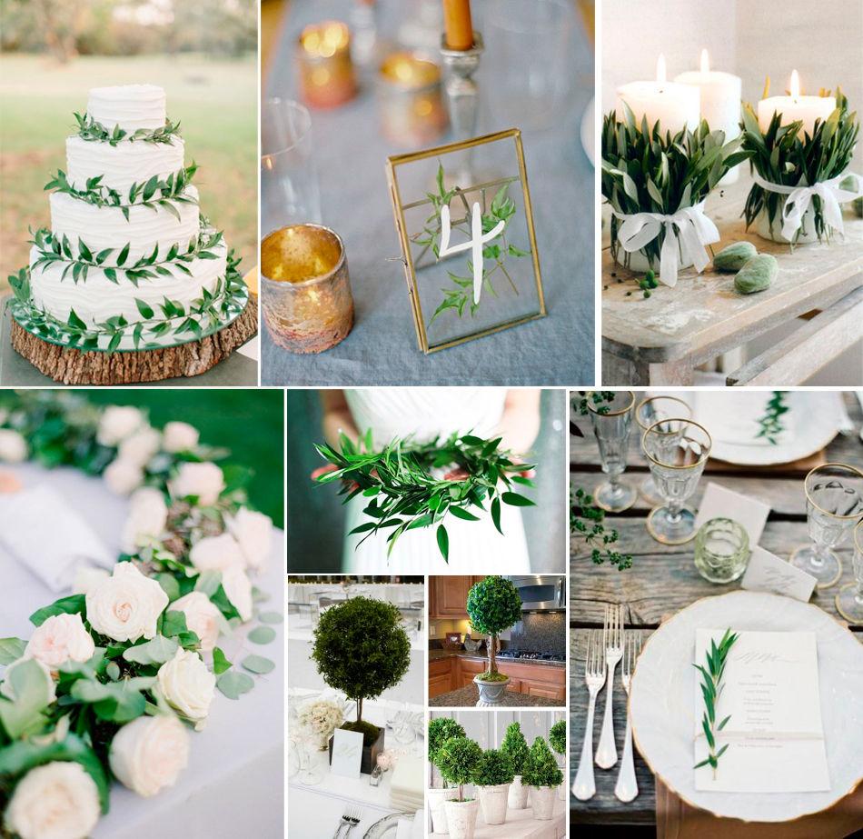 стильная свадьба, идея декора свадьбы