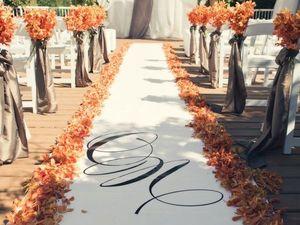 Оформление осенней свадьбы: в лучах солнца. Ярмарка Мастеров - ручная работа, handmade.