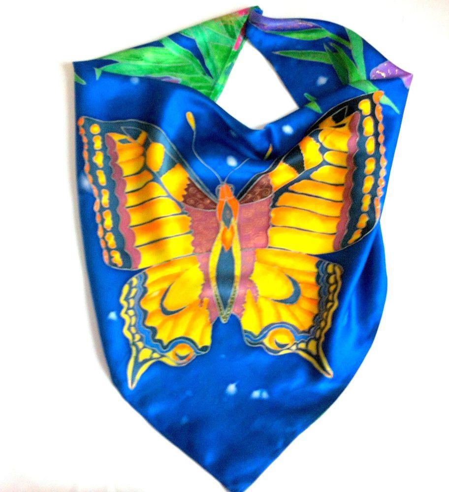 лучший подарок, платок махаон