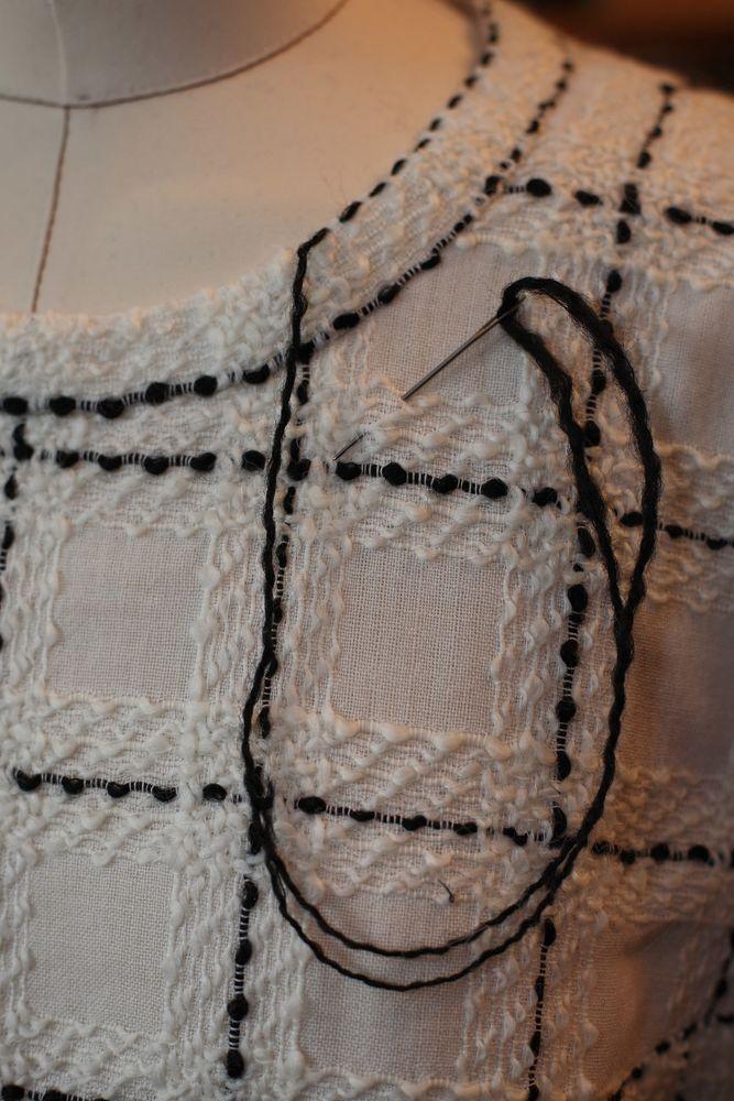 шёлковая блузка, пошив на заказ