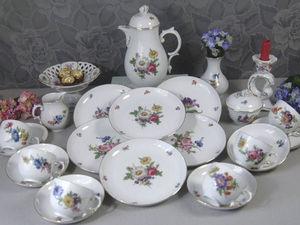 Чайный сервиз Fustenberg  6 персон. Ярмарка Мастеров - ручная работа, handmade.