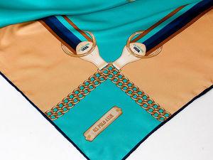 Шёлковые платки! 3 платка по цене 2-х !. Ярмарка Мастеров - ручная работа, handmade.