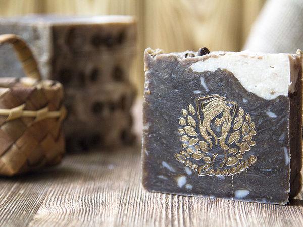 Дегтярное мыло живое, и оно в наличии   Ярмарка Мастеров - ручная работа, handmade