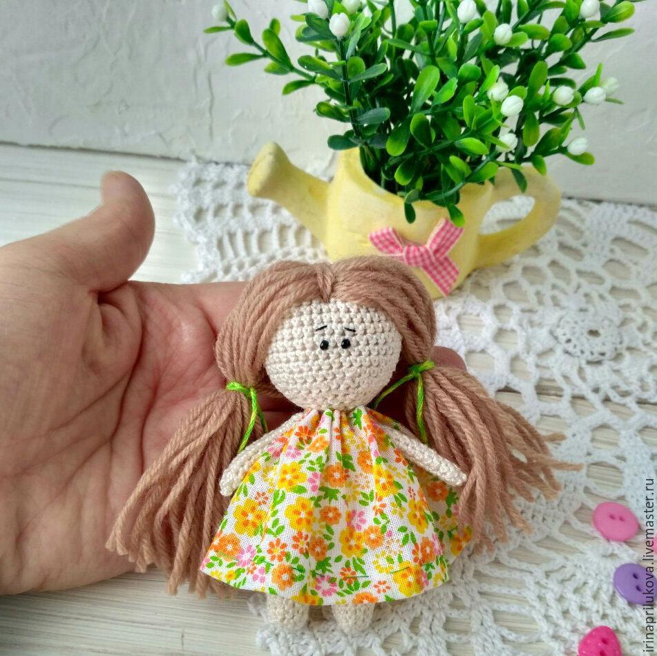 Мастер-классы по вязанию кукол амигуруми