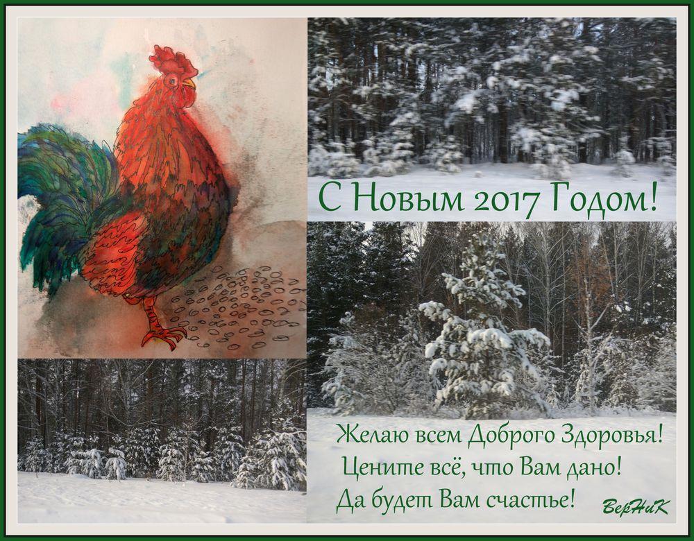 с новым годом, вера курносова