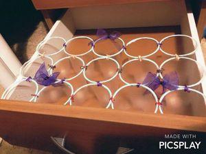 Органайзер для украшений, материалов для творчества или нижнего белья из пластиковых стаканчиков своими руками. Ярмарка Мастеров - ручная работа, handmade.