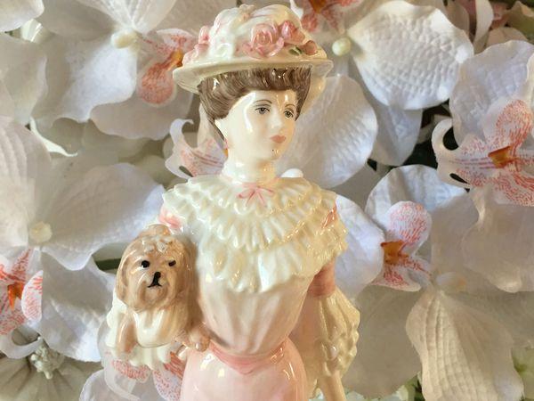 Georigina – Дама из высшего общества, или Дама с собачкой | Ярмарка Мастеров - ручная работа, handmade