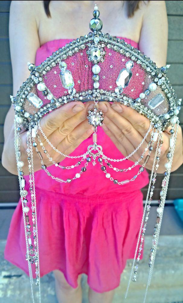 корона к костюму