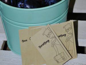 Готовы наши фирменные визиточки!!!!. Ярмарка Мастеров - ручная работа, handmade.