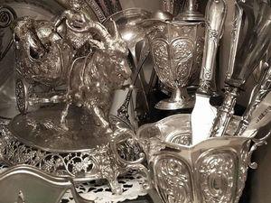 Правила Ухода  за Изделиями из Серебра.. Ярмарка Мастеров - ручная работа, handmade.