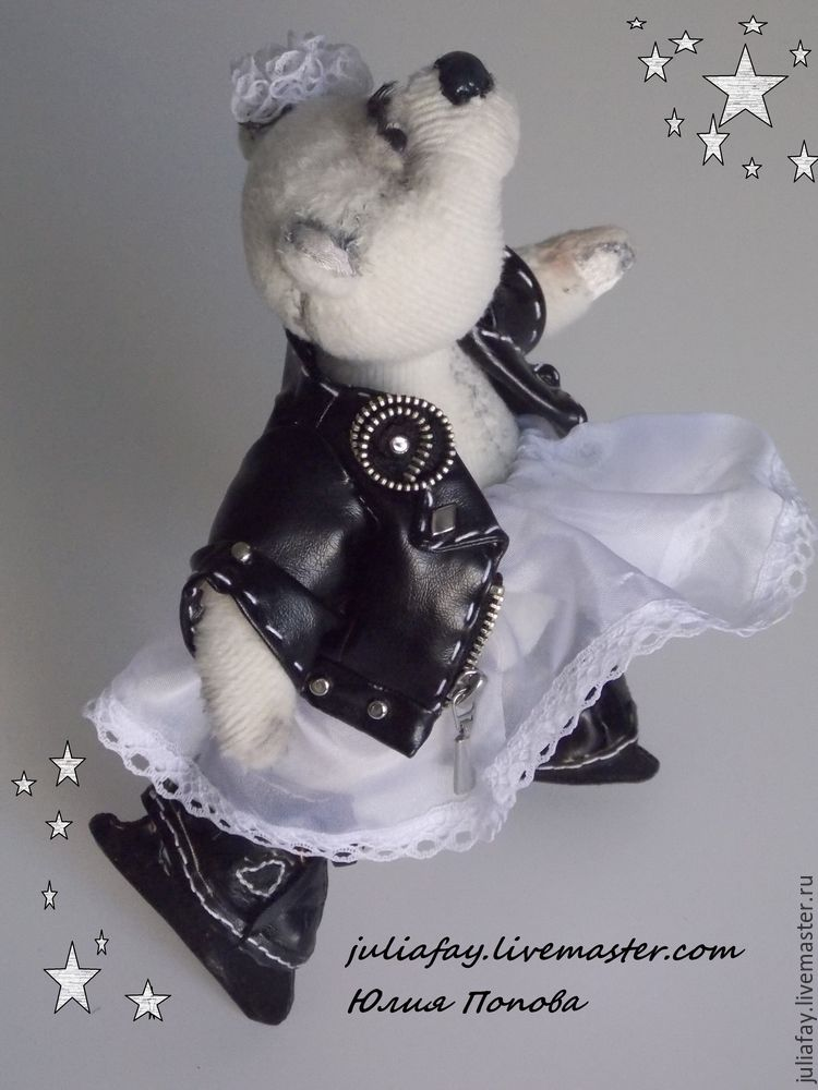 мастер класс мишка тедди