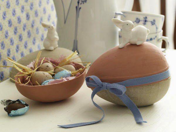 пасхальные яйца, весна