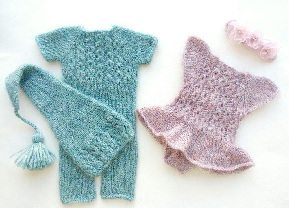 колпак, knitting romper, связать боди, вязаный комбинезон