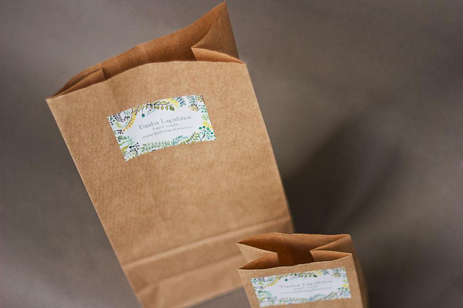 упаковка изделий
