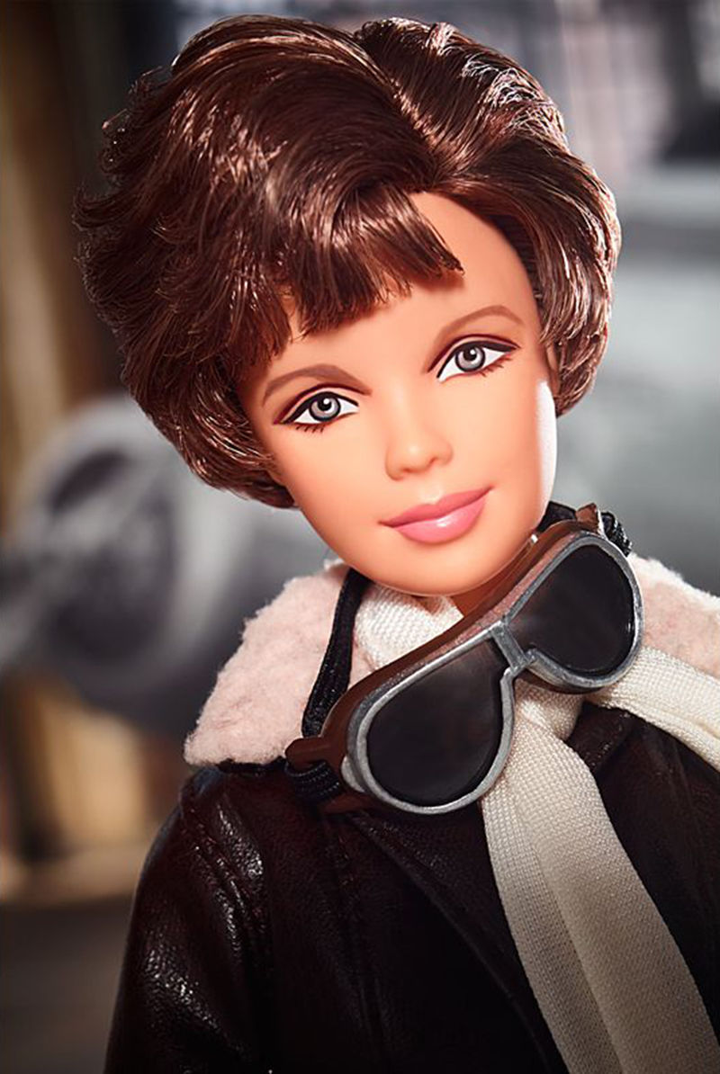 Inspiring women barbie