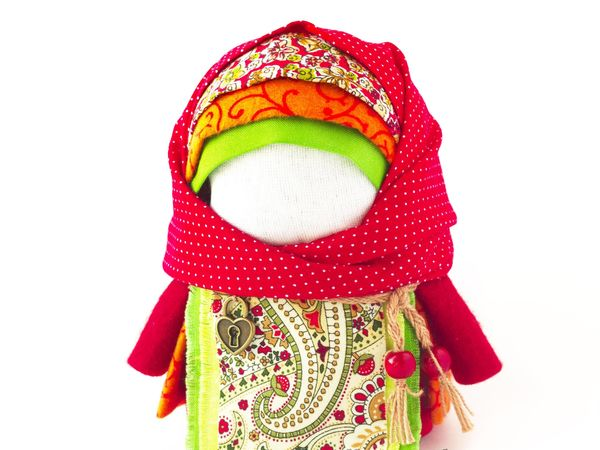 Создаем народную куклу-оберег «Крупеничка»   Ярмарка Мастеров - ручная работа, handmade