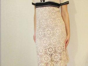 Lookовки. Платье Alice.. Ярмарка Мастеров - ручная работа, handmade.