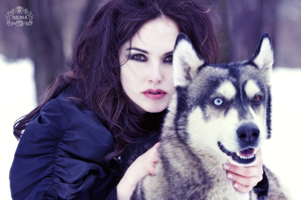 фотосессия, вампиры