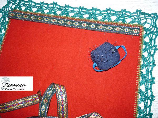 Быстрый декор текстиля с помощью тесьмы.   Ярмарка Мастеров - ручная работа, handmade