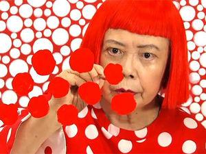 Yayoi Kusama и ее миры в горошек. Ярмарка Мастеров - ручная работа, handmade.