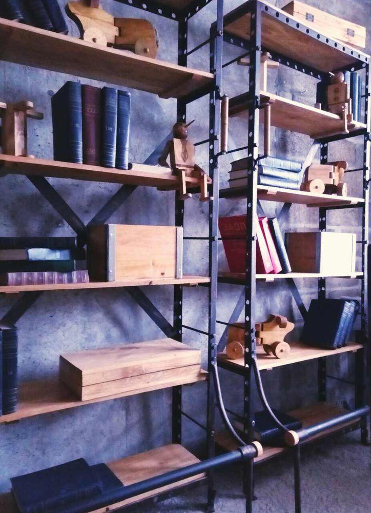 этажерка, оригинальные этажерки, этажерки лофт