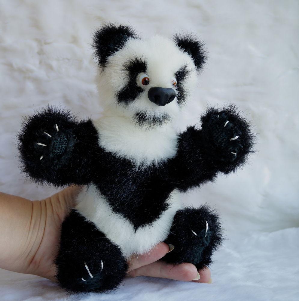 панда-тедди