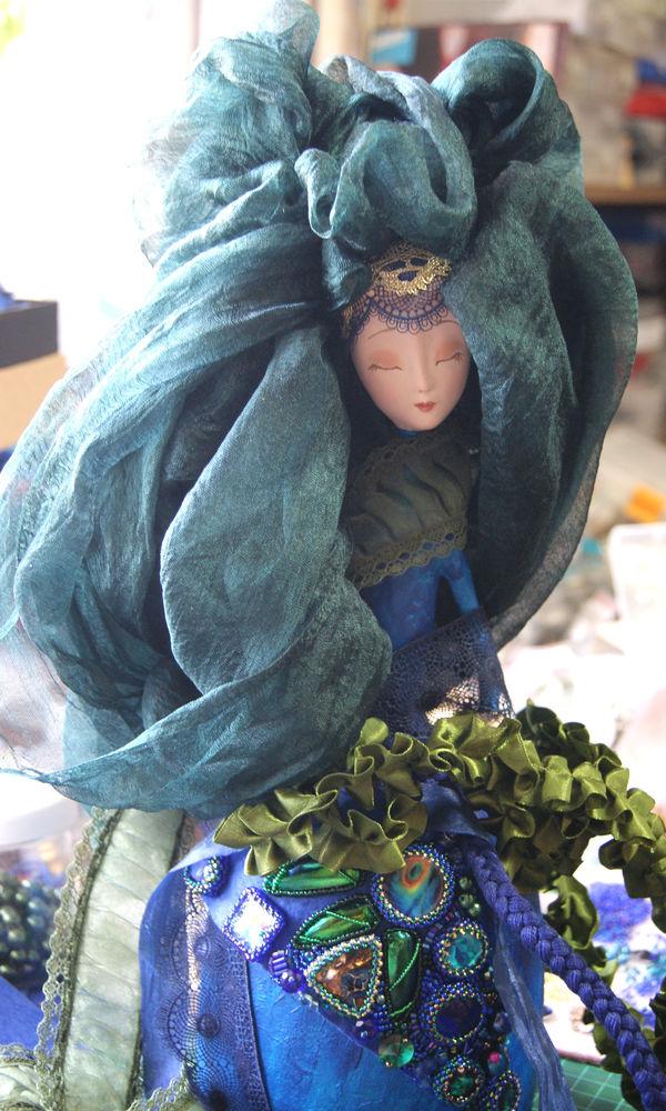 новая кукла, выставка кукол, новости магазина