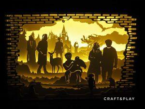 Любители Гарри Поттера, ликуйте!. Ярмарка Мастеров - ручная работа, handmade.
