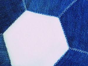 Ещё одна футбольная подушка   Ярмарка Мастеров - ручная работа, handmade