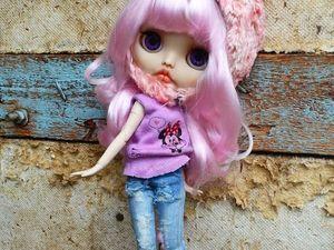 Angelet. New Girl. Custom Blythe. Ярмарка Мастеров - ручная работа, handmade.