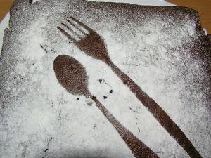 Манник с какао на кефире.. Ярмарка Мастеров - ручная работа, handmade.