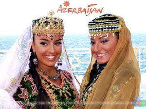 Азербайджанский национальный костюм. Ярмарка Мастеров - ручная работа, handmade.