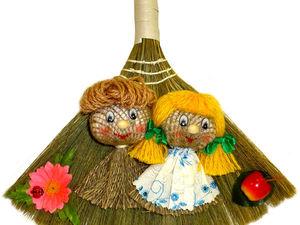 Скидка 10% на куклы - обереги  домашние ко Дню Святого Валентина. | Ярмарка Мастеров - ручная работа, handmade
