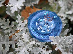 Подборка проданных украшений на тему зимы. Ярмарка Мастеров - ручная работа, handmade.