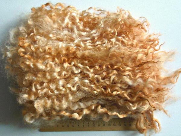Новинка Флис крашеный овца породы машам. (мэшэм) MASHSAM | Ярмарка Мастеров - ручная работа, handmade