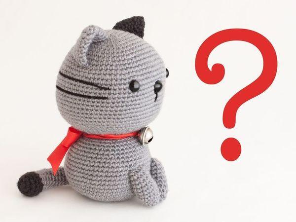 Что за зверь Амигуруми? | Ярмарка Мастеров - ручная работа, handmade