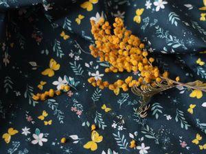 Каждый раз видя желтые солнца мимозы.... Ярмарка Мастеров - ручная работа, handmade.
