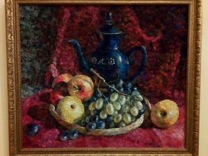 Выставка теплых картин Любови Хитьковой. Ловим вдохновение. Ярмарка Мастеров - ручная работа, handmade.