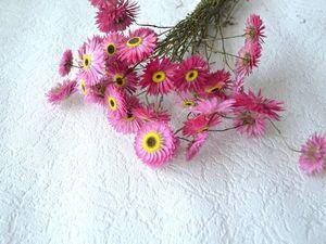 """Приглашаю в мой новый магазин """"Сухоцветы и травы"""". Ярмарка Мастеров - ручная работа, handmade."""
