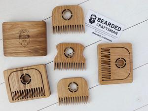 Простейшие советы по уходу за бородой. Ярмарка Мастеров - ручная работа, handmade.